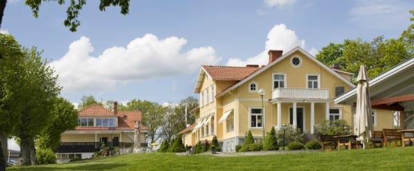 Ojaby Herrgard Vaxjo Sweden Hotel out
