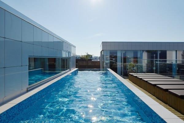 PM Vanner Pool Hotels in Vaxjo Sweden