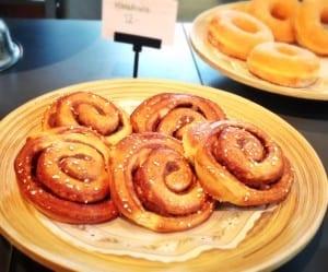 Swedish cinnamon buns recipe for kanelbullar