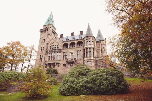 Teleborgs Castle - Most beautiful hotel in Vaxjo