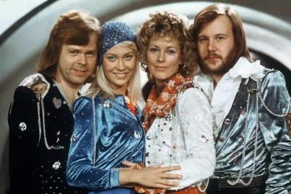ABBA Schweden Eurovision Sieger