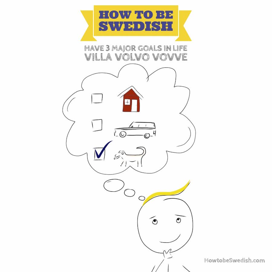 Villa Volvo Vuvve - How to be Swedish