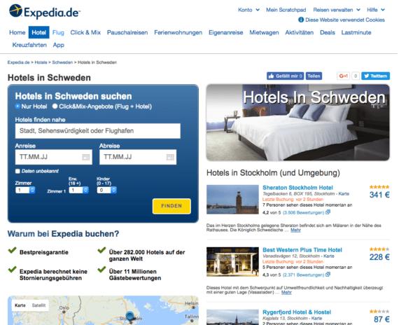 Hotels in Schweden buchen expedia