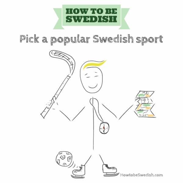 Popular Swedish sports - How to be Swedish