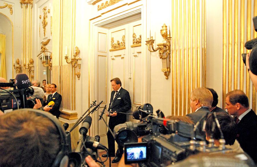 Schwedische Literaturnobelpreisträger
