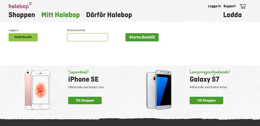 Mobilfunkanbieter in Schweden
