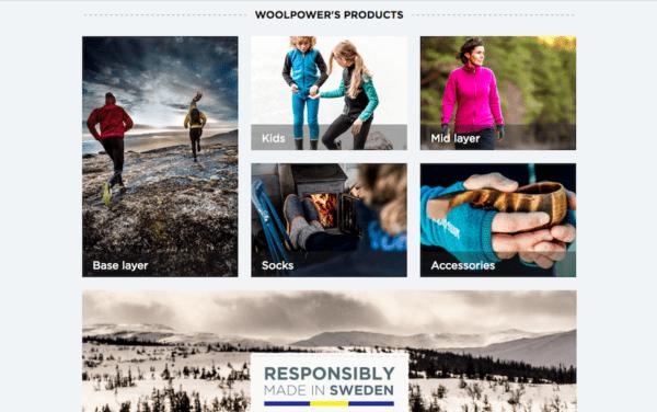 Woolpower - Schwedische Outdoor Marken
