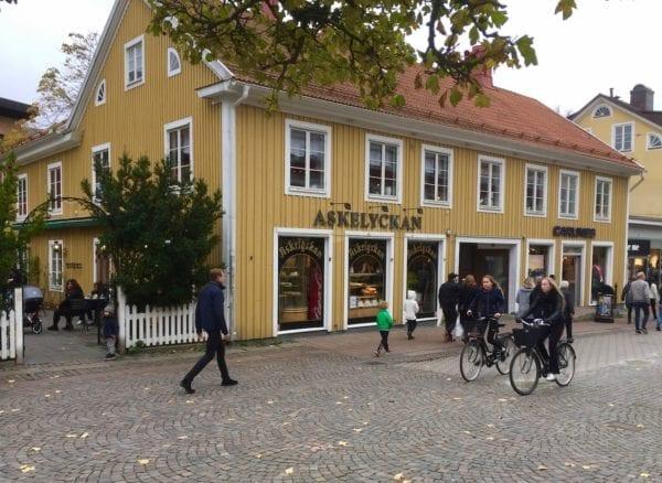 Travel Guide Växjö - Café in Växjö - Askelyckan