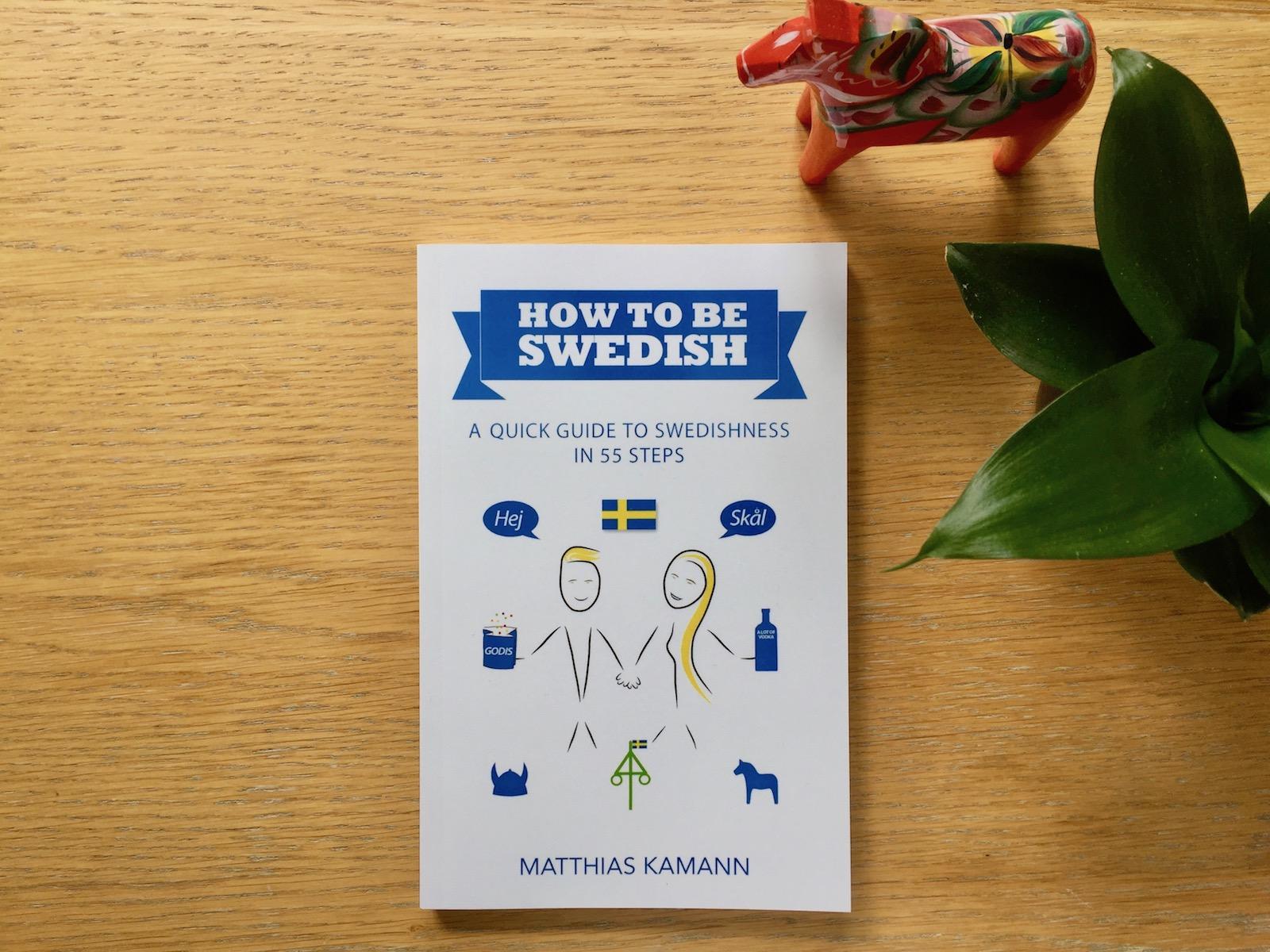 Buch Wie man Schwede wird auf Englisch How to be Swedish
