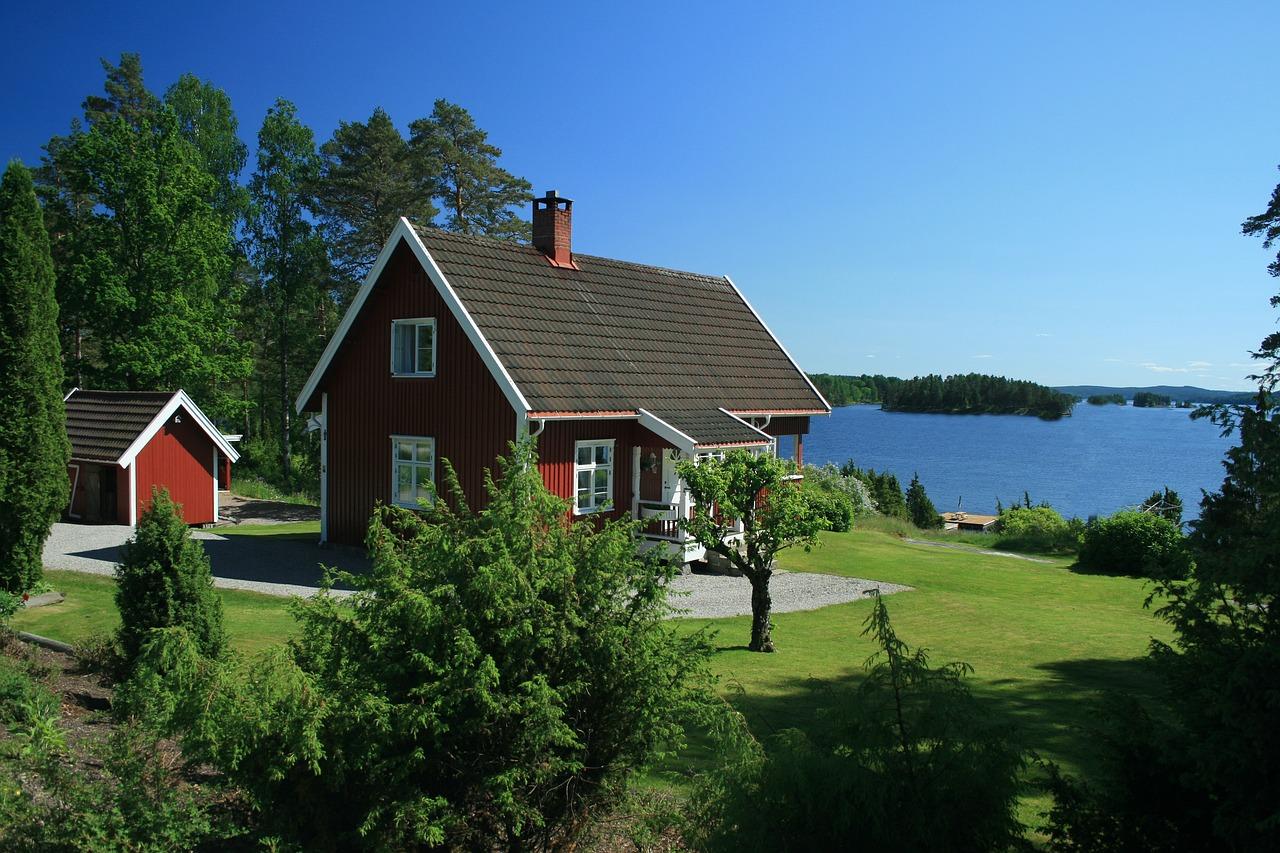 ferienhaus in schweden kaufen die schweden und ihre. Black Bedroom Furniture Sets. Home Design Ideas