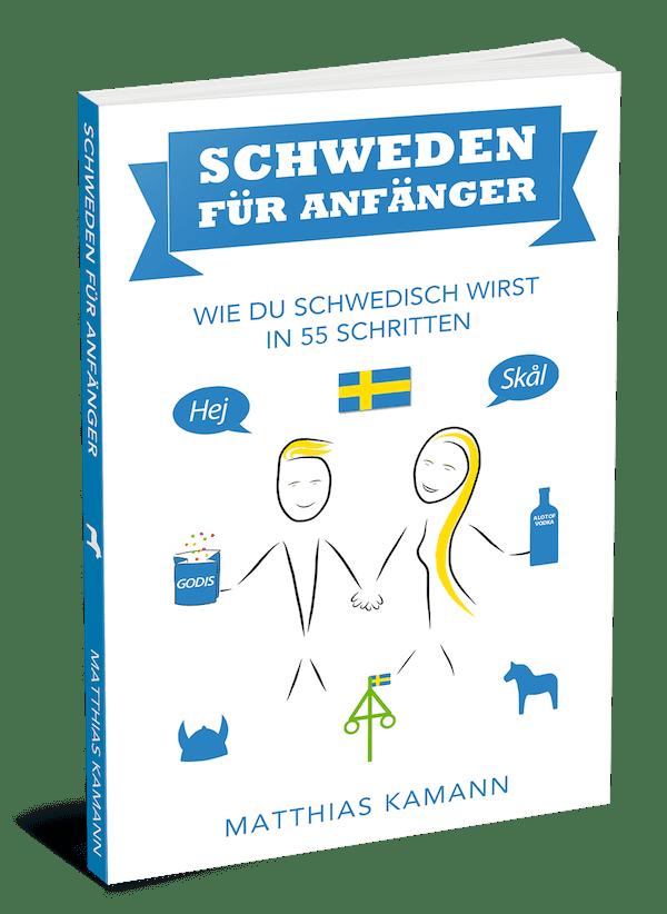 Schweden für Anfänger - Buch über Schweden