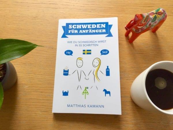 """Buch über Schweden - """"Schweden für Anfänger"""""""