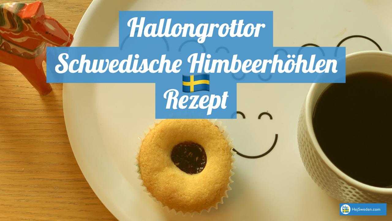 Hallongrottor Rezept aus Schweden
